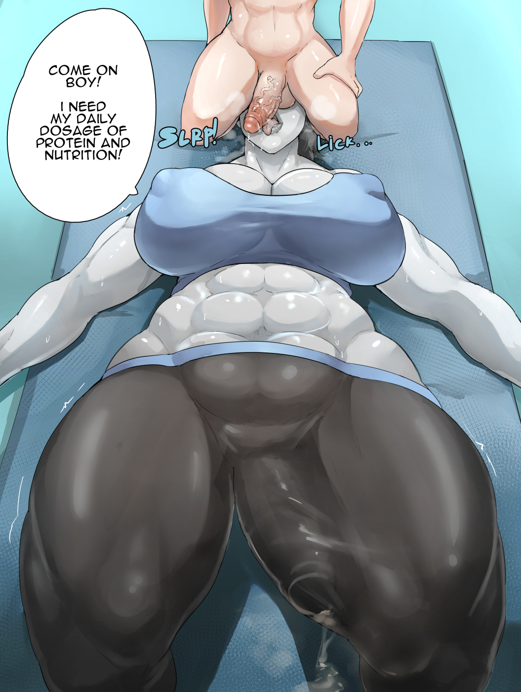 futa fit wii hentai trainer What are the rules of jinx