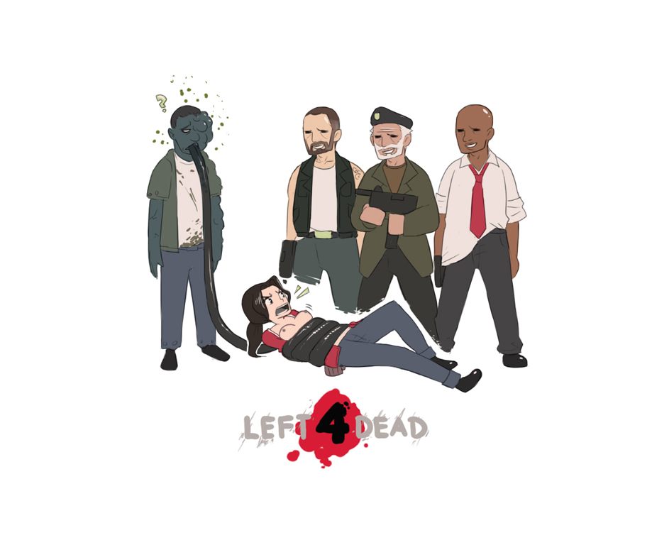 left 4 dead from boomer The walking dead clementine sex
