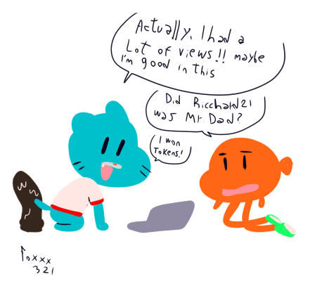 the of world yaoi amazing gumball Ok ko let's be heroes dendy
