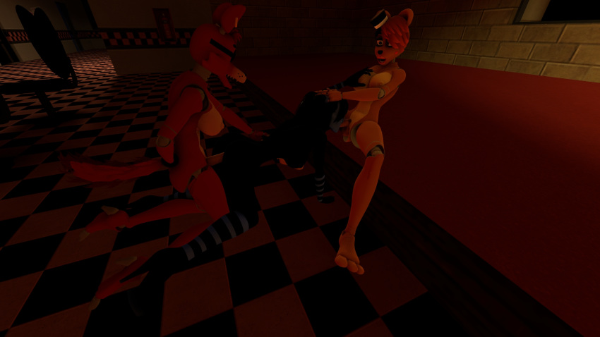 five the puppet freddy's nights at Spooky's house of jumpscares porn