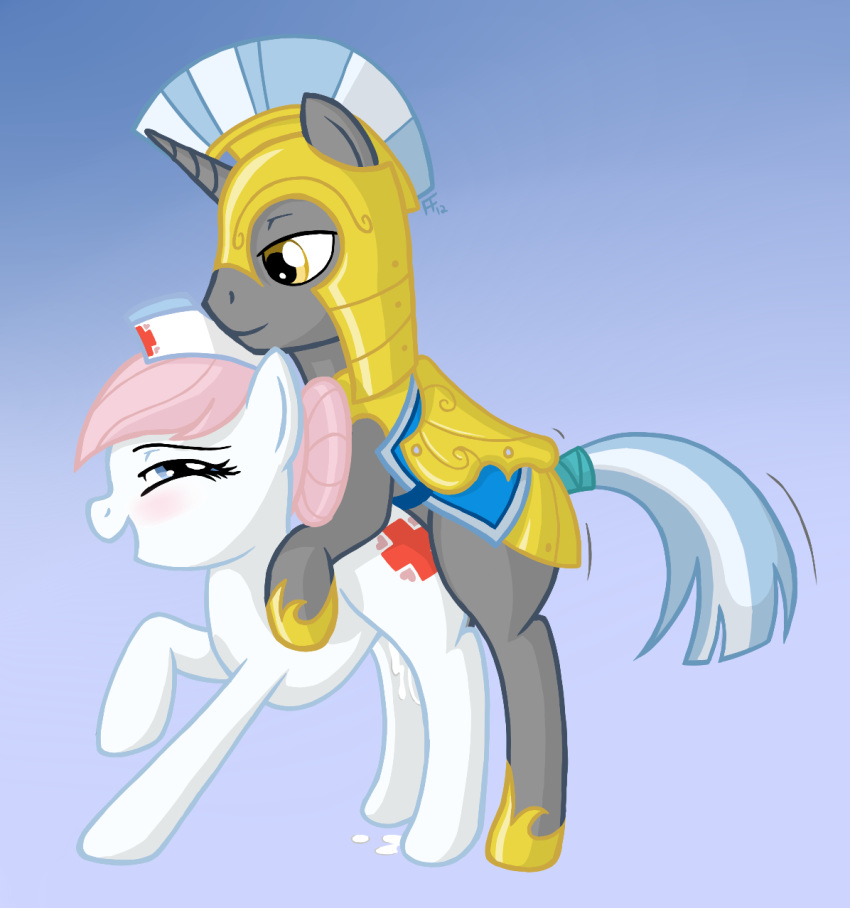 little gay pony my porn How old is trish una