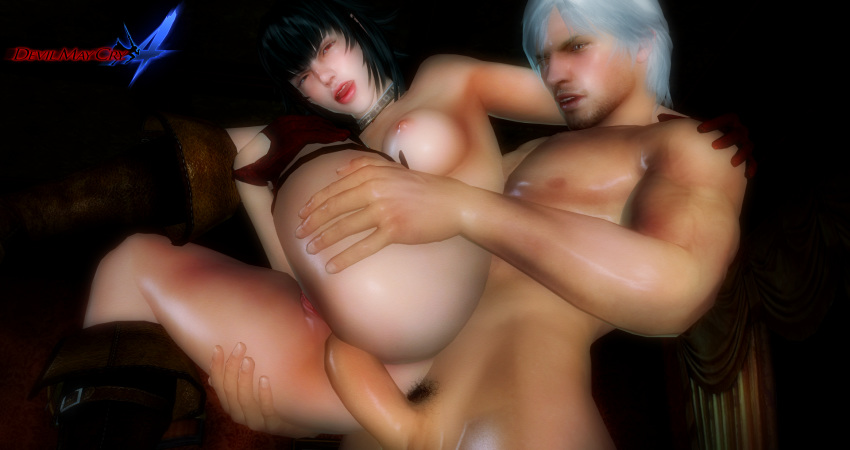 devil cry 3 lady may Love death and robots penis