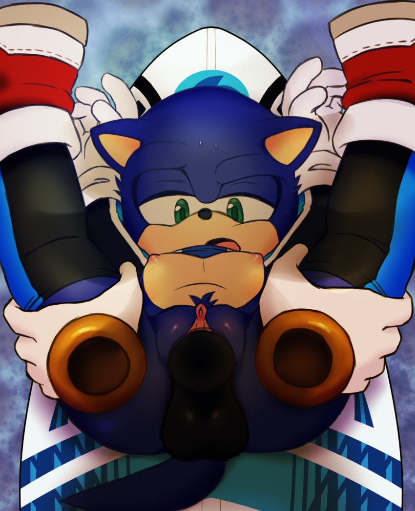 werehog werehog shadow vs sonic the the Penny trials in tainted space wiki